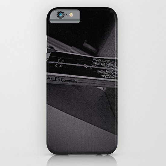 Don't Leave the Book  iPhone & iPod Case