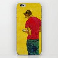 Kotel Davening iPhone & iPod Skin