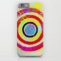 Compass Brush iPhone 6 Slim Case