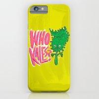 Who Kales? iPhone 6 Slim Case