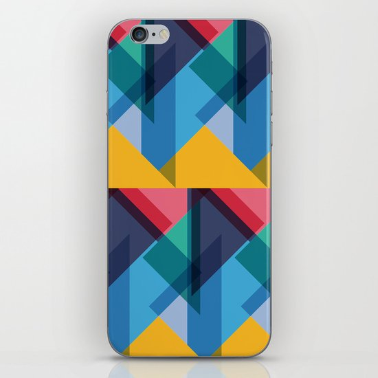 Crazy Abstract Stuff 2 iPhone & iPod Skin