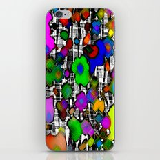 Graphic forest iPhone & iPod Skin