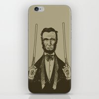 Abe iPhone & iPod Skin