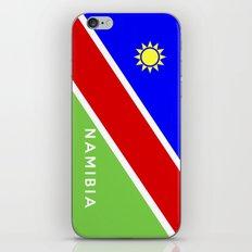 flag of Namibia iPhone & iPod Skin