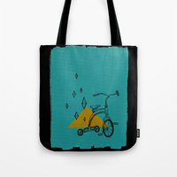 confidant I. (tricycle) Tote Bag