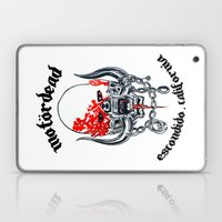 Motordead Laptop & iPad Skin