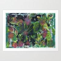 Jungle Fever Art Print