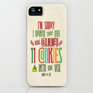 Buddy The Elf! I'm Sorry… iPhone (5, 5s) Slim Case
