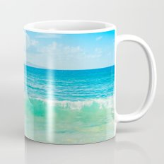 Ocean Blue Beach Dreams Mug