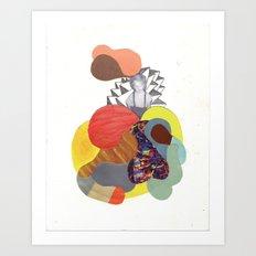 silence dos Art Print