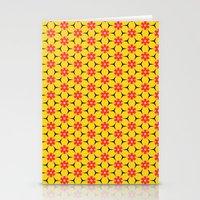 Vandenbosch Yellow Stationery Cards