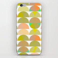Geometric Juice iPhone & iPod Skin