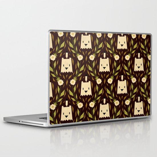 floral pattern Laptop & iPad Skin