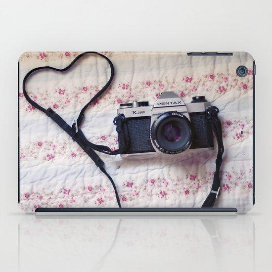 Camera  Love iPad Case