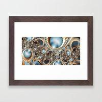 Pearls Of New Framed Art Print