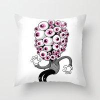 Ojon Throw Pillow