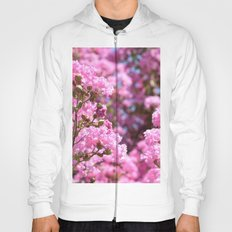 Memories of Pink Blossoms Hoody