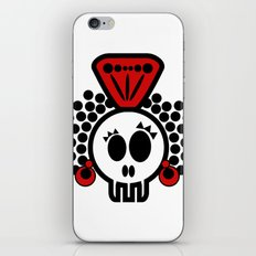 ***I´LL CARRY  on DANCING FLAMENCO even in  the GRAVE*** iPhone & iPod Skin