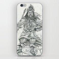 Gwan Gong iPhone & iPod Skin