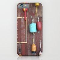 Lobster Boat iPhone 6 Slim Case