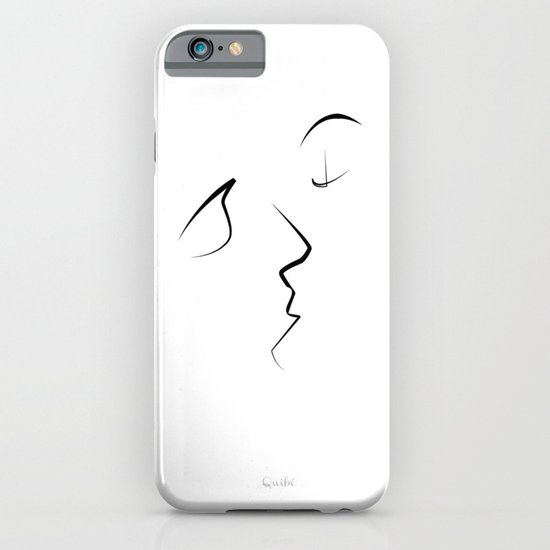 Kiss/beso/kuss/baiser/beijo/ iPhone & iPod Case