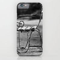 Solitary Park Bench iPhone 6 Slim Case
