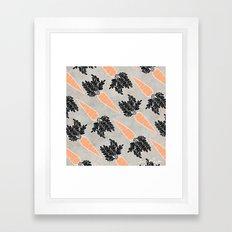 Carrets  Framed Art Print