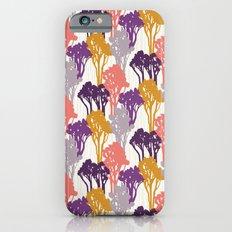 Arboreal Silhouettes Slim Case iPhone 6s
