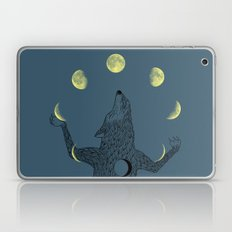 Moon Juggler Laptop & iPad Skin