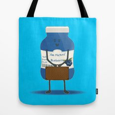 Jam packed Tote Bag
