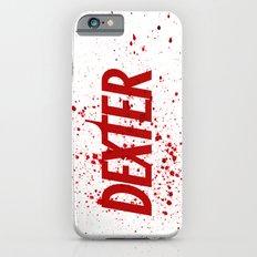 Dexter#01 Slim Case iPhone 6s