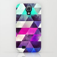 Galaxy S4 Cases featuring brykyn hyyrt by Spires