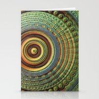 Casual Mandala Stationery Cards