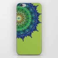 Eye Of The Earth iPhone & iPod Skin