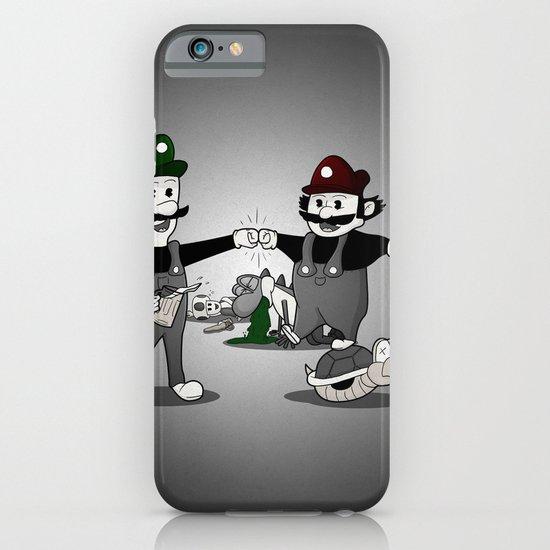 Super Smash'd Bros. iPhone & iPod Case