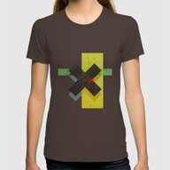 T-shirt featuring CROSS by Metron