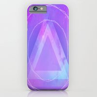 Galaxy triangle iPhone 6 Slim Case