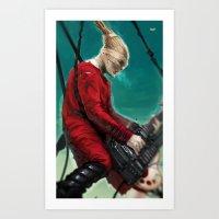 Doof Warrior Art Print