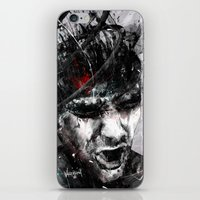 Spiral Combustion iPhone & iPod Skin
