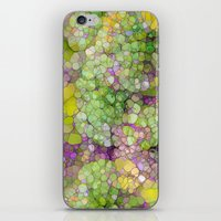 Why Don't You Grow in My Garden? iPhone & iPod Skin