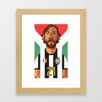 AP21 | Bianconeri Framed Art Print