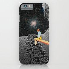 unknown pleasures to Infinity iPhone 6s Slim Case