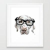 Weinstein Framed Art Print