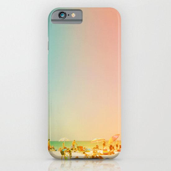 Life in the Sun iPhone & iPod Case
