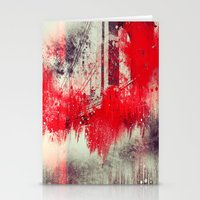 A Season Of Rough Waters Stationery Cards