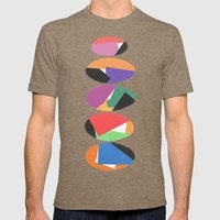 Balance 1 Mens Fitted Tee Tri-Coffee SMALL