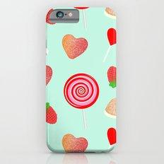 Candy Pattern iPhone 6 Slim Case