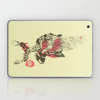 Yo! Deer Music Man Laptop & iPad Skin