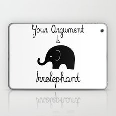 Your Argument Is Irrelephant Laptop & iPad Skin