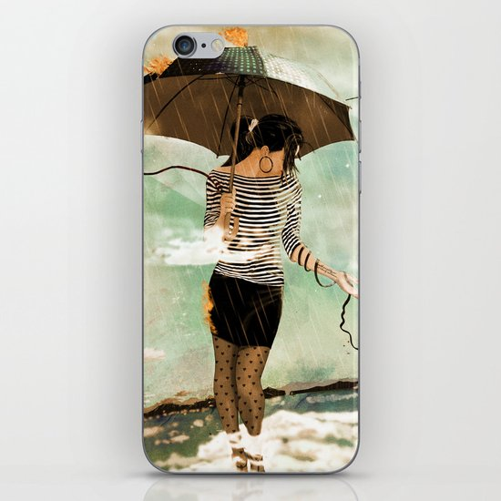 CLOUDWALKERS ONE iPhone & iPod Skin